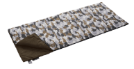 LOGOS Washable Sleeping Bag 10 Camo (1)