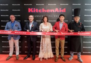KitchenAid香港旗艦店剪綵儀式 Ribbon Cutting Ceremony