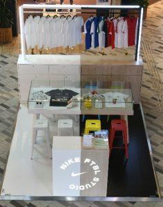 Nike football studio